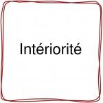 Intériorité